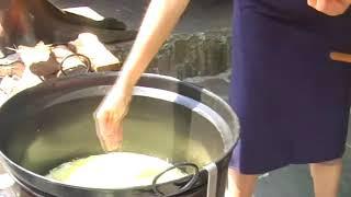 Kuzminová varila pravý ruský boršč