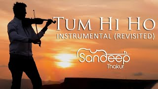 Download Mp3 Tum Hi Ho | Aashiqui 2 | Instrumental  Revisited  Sandeep Thakur, Studio Unplugg
