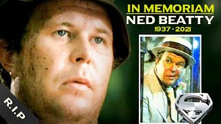 Tribute to NED BEATTY