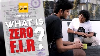 "Funda Curry | INSTAGYAN : The ""Zero F.I.R."" and why YOU should know about it"