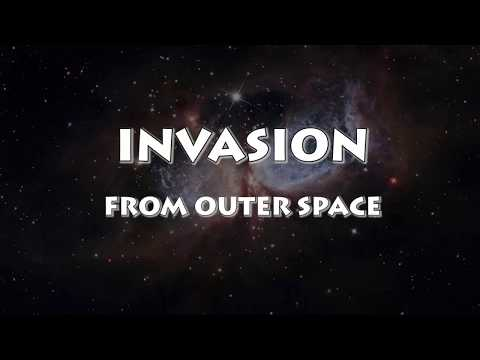 Invasion from Outer Space 10 29 17