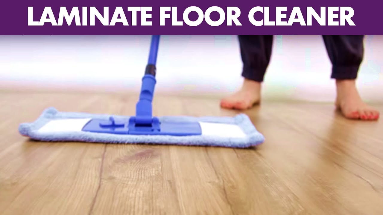 Laminate Floor Cleaner - Day 9 - 31 Days of DIY Cleaners (Clean My ...