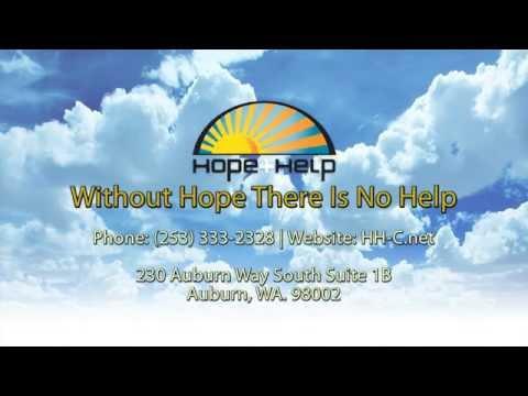 Hope and Help Mental Health Counseling in Auburn, Washington