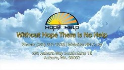 Hope and Help Mental Health Counseling in Auburn, Washington