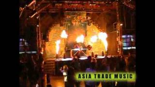 Euro DJ Fire Machine M
