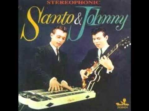 All Night Diner- Santo & Johnny 45 rpm!