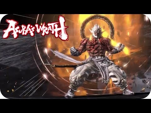 Asura's Wrath - VS Augus [S-Rank]