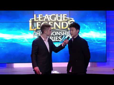 Interview with Fusion Coach who still doesn't know where the money is from :) | NA LCS Expansion