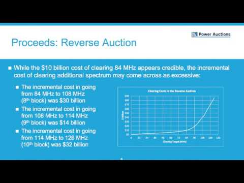 The FCC Spectrum Incentive Auction: Lessons for the Future | Auction Design