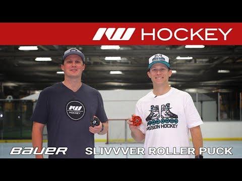 Puck slivvver Roller Hockey Official iihl 4019309158141