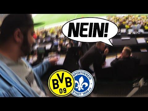 ANDRE SCHÜRRLE sagt NEIN zum FOTO! UNGLAUBLICH! EMRE MORS 1. TOR | BVB vs DARMSTADT VLOG PMTV