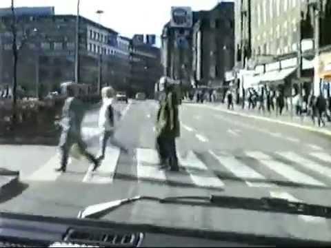 Rundt i Århus 1988