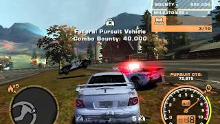 Need For Speed Most Wanted Best Moments 8