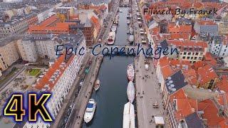 DJI Phantom 4 Pro Epic Footage!!! Copenhagen 4K