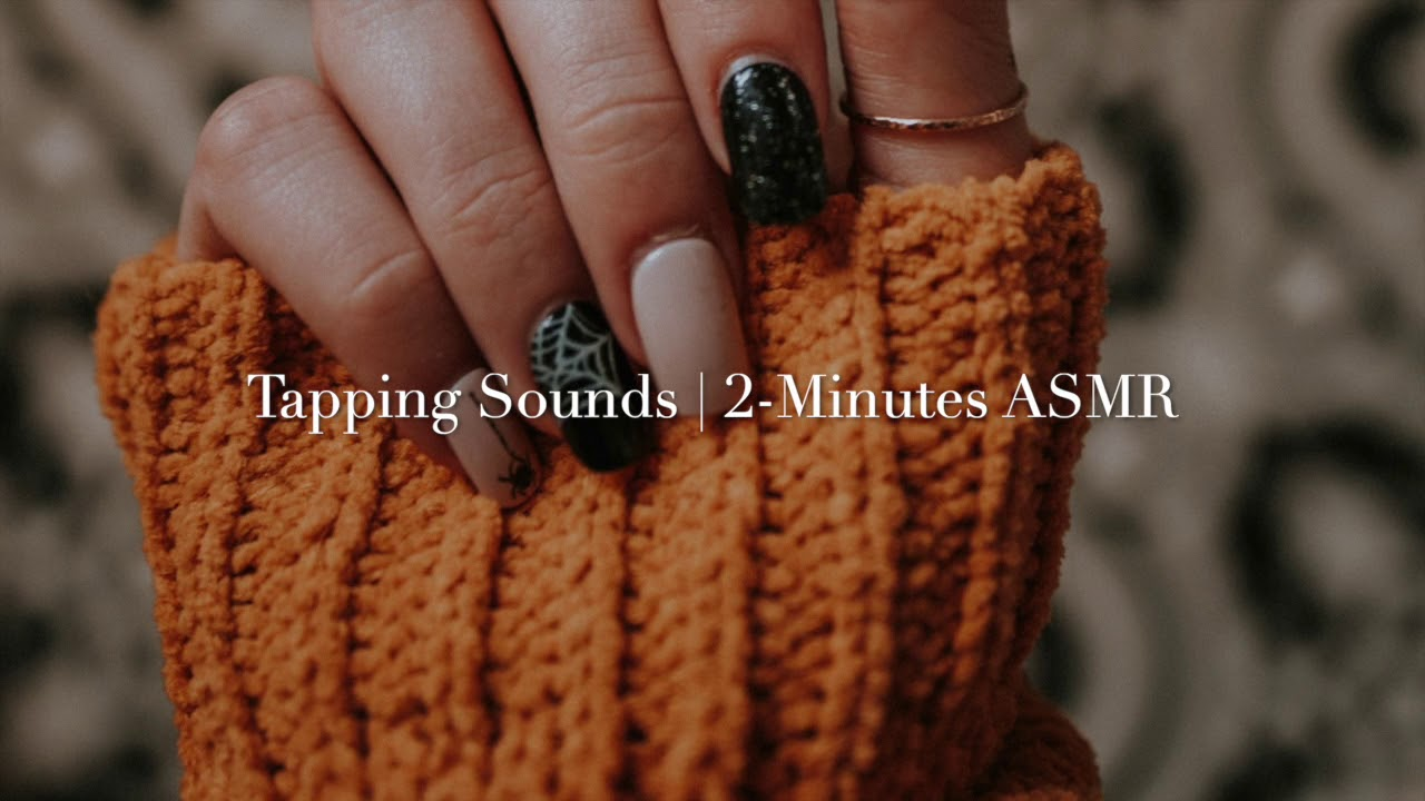 Tapping Sounds | 2 Minutes ASMR (HD / 3D)