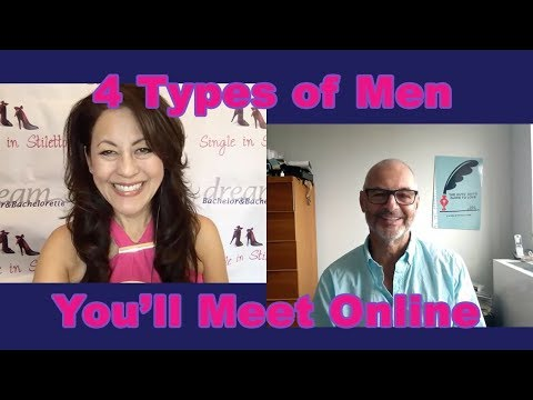 types of online dating
