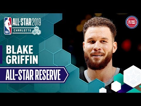 Best Of Blake Griffin 2019 All-Star Reserve | 2018-19 NBA Season