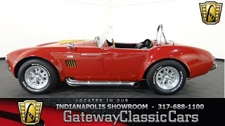 1965 AC Cobra Replica #353-ndy - Gateway Classic Cars - Indianapolis