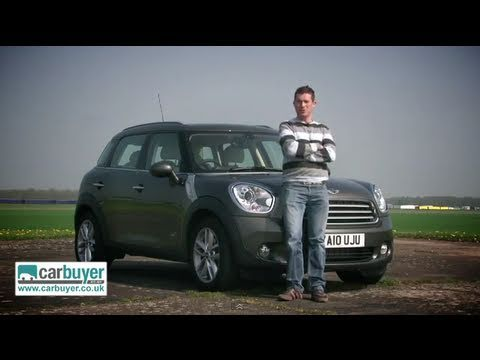 MINI Countryman SUV review - CarBuyer