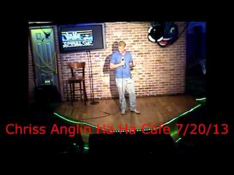 Chriss Anglin Standup Comedy