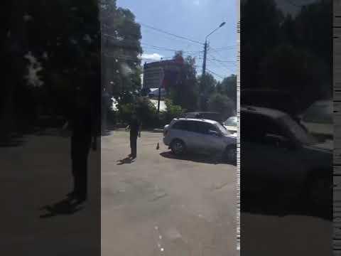 Погляд: Аварія біля заводу Кварц у Чернівцях