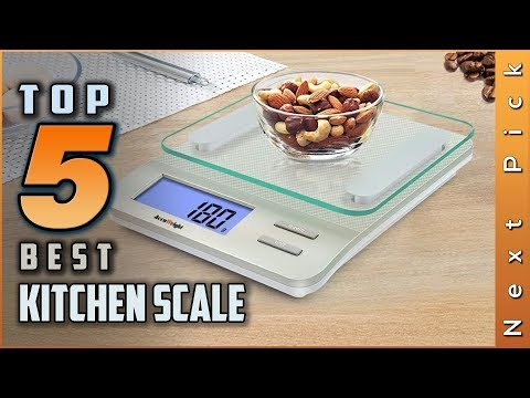 Top 5 Best Kitchen Scale Review in 2020