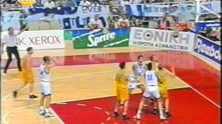Τα χρυσά μωρά παγκόσμιο εφήβων Ελλάδα  Αυστραλία 1995 3