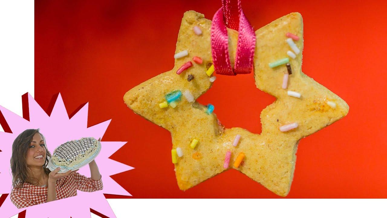 Biscotti Di Natale Al Miele.Biscotti Di Natale Al Miele Youtube