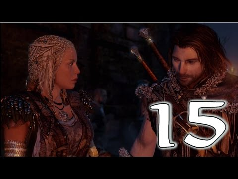 "Shadow of Mordor (PS4) Part 15 ""The Cure"""