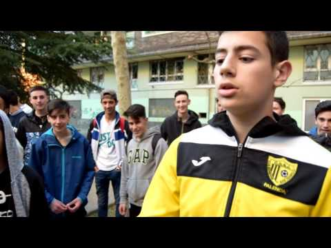 STIWI & BECE VS YONAN & W  Batallas Underground Palencia
