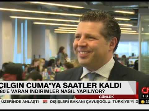 Emre Ekmekçi - CNN Türk