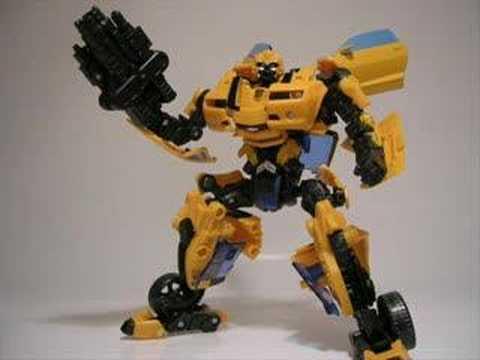 transformers movie 2008 camaro bumblebeedeluxe class