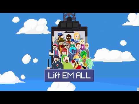 Lift EM ALL game - игра Симулятор лифта   отвези всех