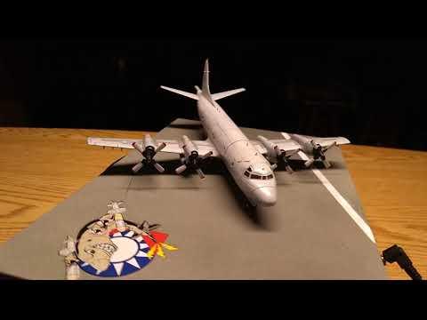 1/144 P-3C Orion 獵戶座反潛巡邏機