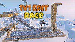 EPIC 1v1 EDIT RACE (FORTNITE CREATIVE)