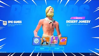 NEW Season FREE Rewards Hidden in Fortnite! (AWESOME)