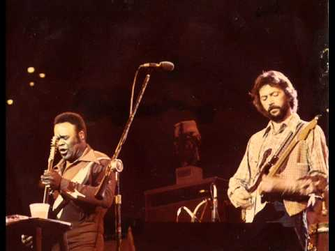 Freddie King & Eric Clapton - Gambling Woman Blues (full length, 22 mins)