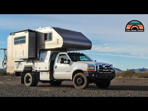 Custom Overland Truck Camper Build - One Couples Ultimate Adventure Rig