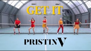 PRISTIN V (프리스틴 V) -  Get It (네 멋대로)  [Dance Cover by ATTENTION]