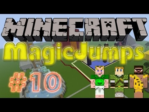 Let's Play Minecraft Adventure-Maps [Deutsch/HD] - MagicJumps #10