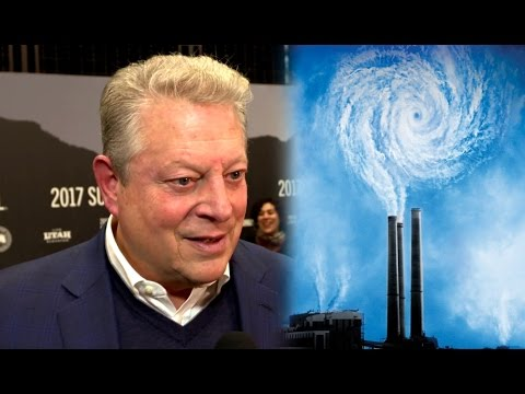 AN INCONVENIENT SEQUEL - Al Gore Interview (2017) Sundance Film Festival Documentary HD