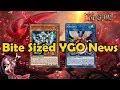 Bite Sized YGO News - Elemental HERO Solidman, Greatfly