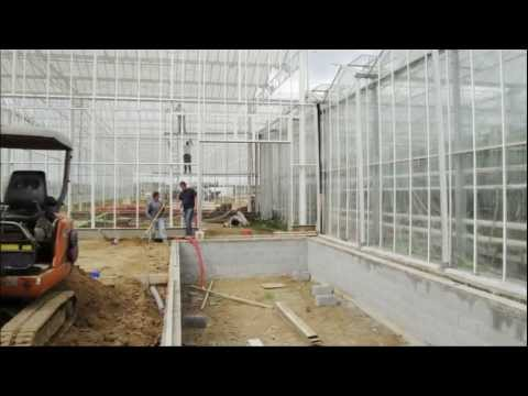KUBO Greenhouse Projects - Le Duff (France)