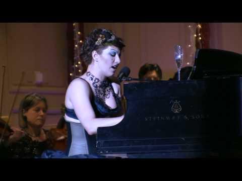 Amanda Palmer/ Boston Pops: Tchaikovsky #1, cell phone interrupted!