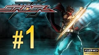 Strider (2014) Gameplay Part 1 (1080p)