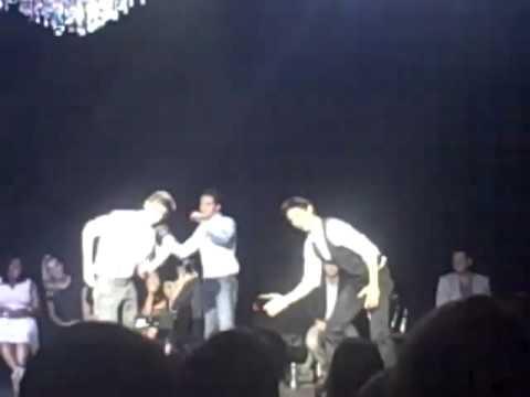 Glee Music Box Theatre Dance Off