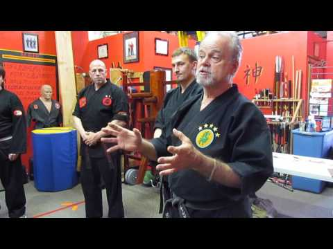 Master your own Nature - this is the Do of Budo Shihan Richard Van Donk