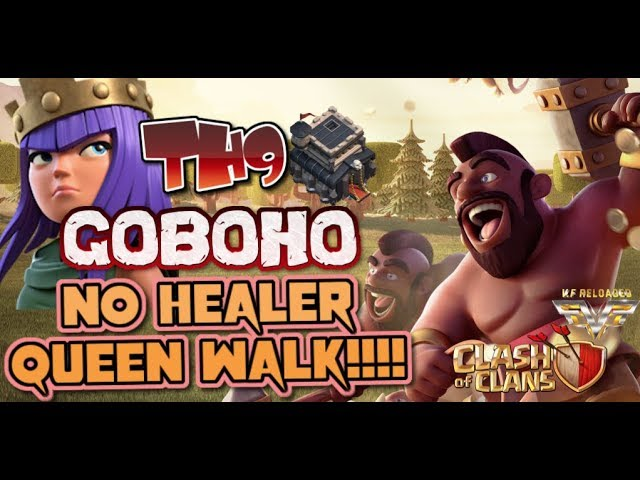 V.F RELOADED TH9 GOBOHO no healer naked queen walk! By Abeerance