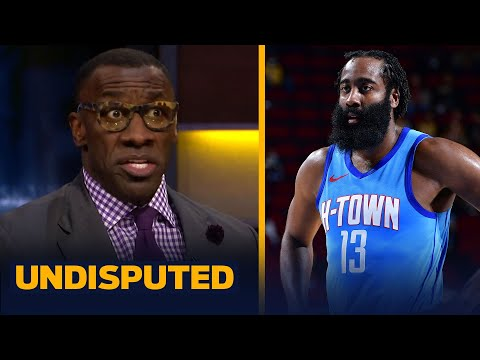 James Harden officially wants out of Houston, he's not even pretending to try | NBA | UNDISPUTED