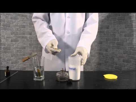 Вопрос: Какое вещество используют для доказательства наличия в семенах крахмала?